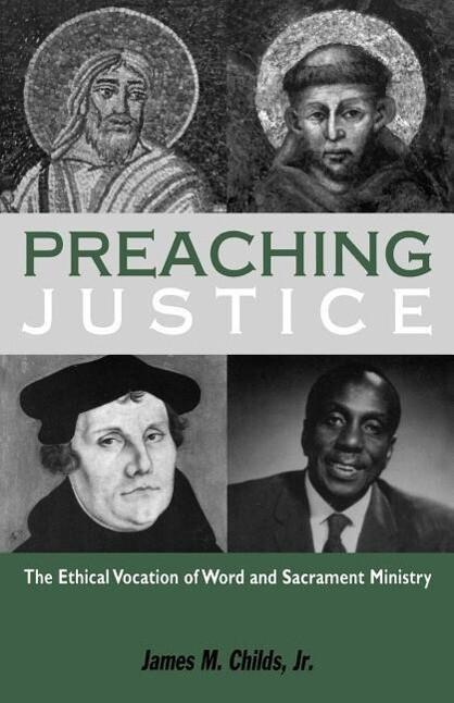 Preaching Justice als Taschenbuch