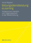 Bildungsdienstleistung eLearning