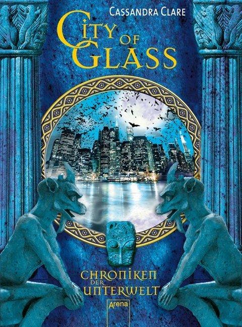 Chroniken der Unterwelt 03. City of Glass als Taschenbuch