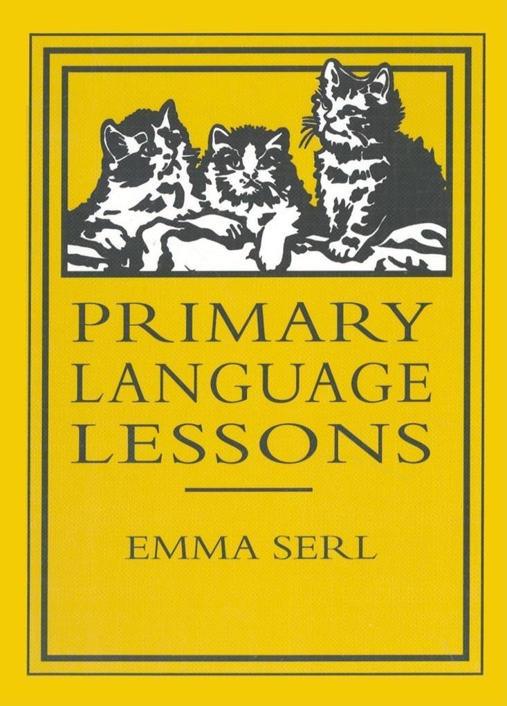 Primary Language Lessons als Buch