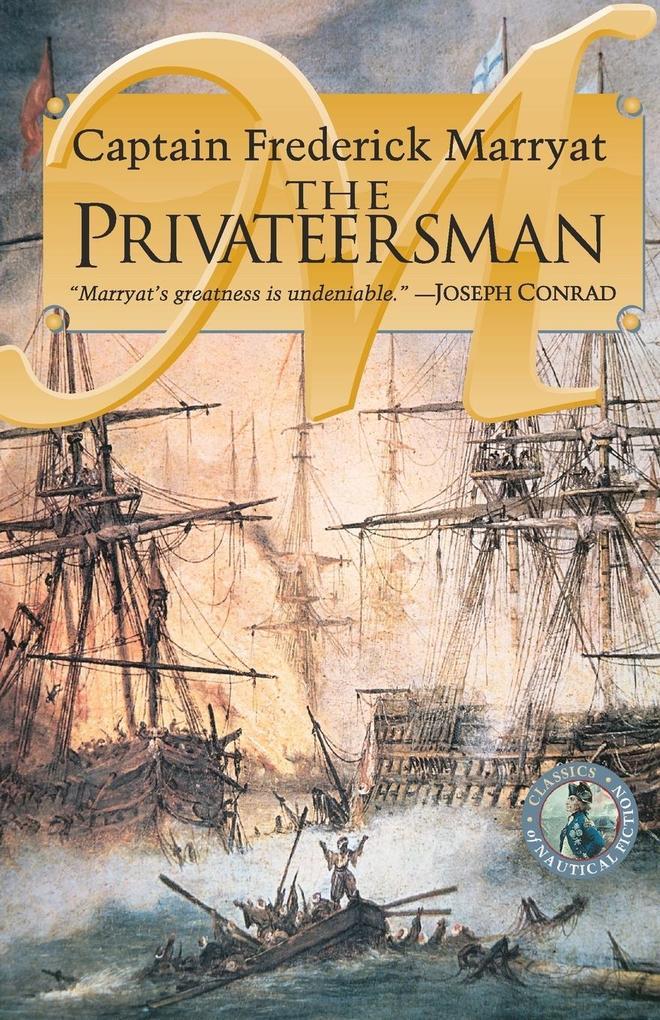 The Privateersman als Taschenbuch