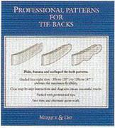 Professional Patterns for Tie-backs