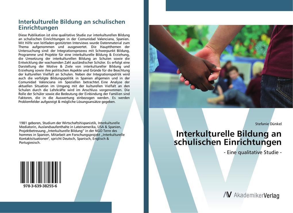 Interkulturelle Bildung an schulischen Einricht...