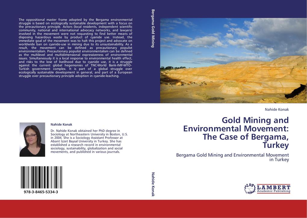 Gold Mining and Environmental Movement: The Cas...