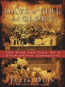 Days of Fire and glory als eBook Download von J...
