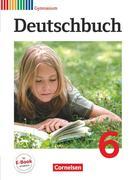 Deutschbuch 6. Schuljahr. Schülerbuch. Gymnasium Allgemeine Ausgabe