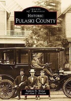 Historic Pulaski County als Taschenbuch