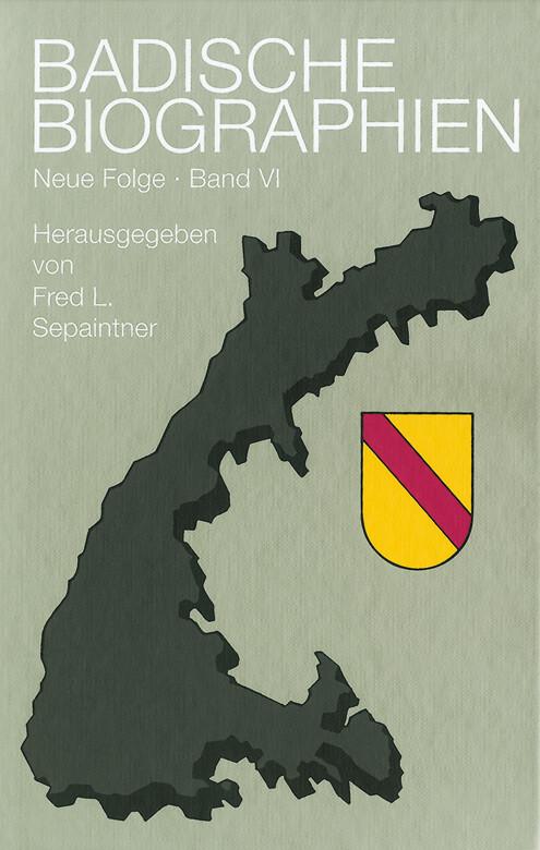 Badische Biographien - Neue Folge Bd.VI als Buc...