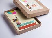 Themen-Journal Babybuch Little Circus