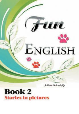 Fun English Book 2 als Buch von Adriana Bejko