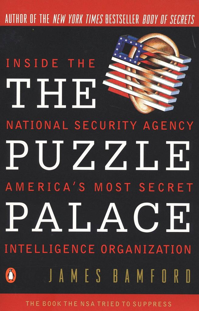 The Puzzle Palace: Inside America's Most Secret Intelligence Organization als Taschenbuch