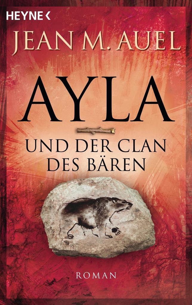 Ayla und der Clan des Bären als eBook