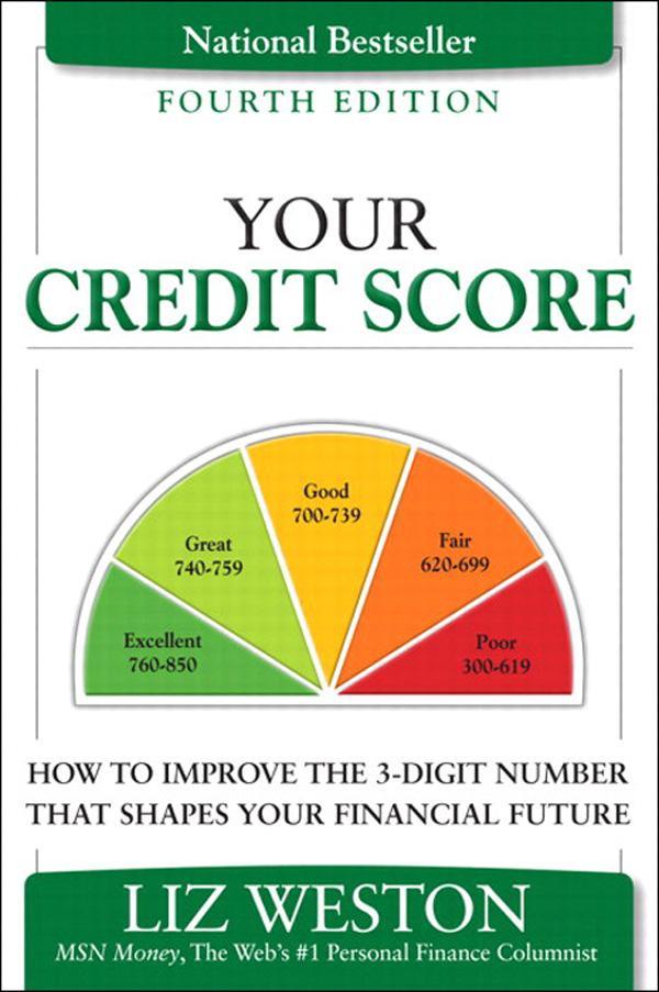 Your Credit Score als eBook Download von Liz We...