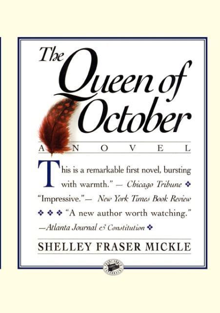 Queen of October als Taschenbuch