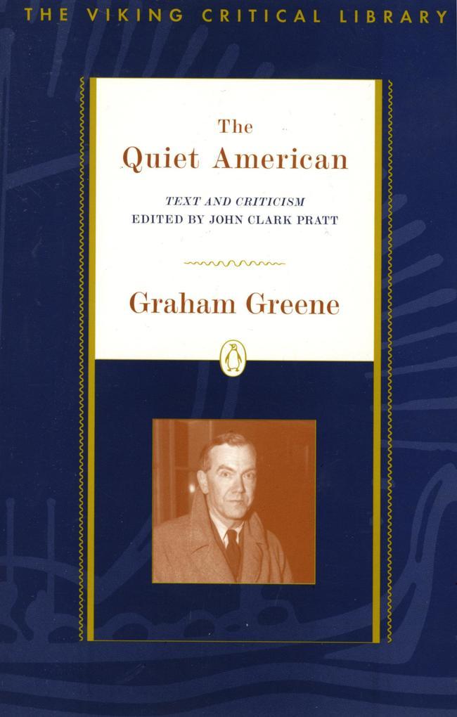 The Quiet American als Taschenbuch