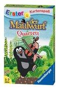 Ravensburger Spiel - Der Maulwurf-Quartett