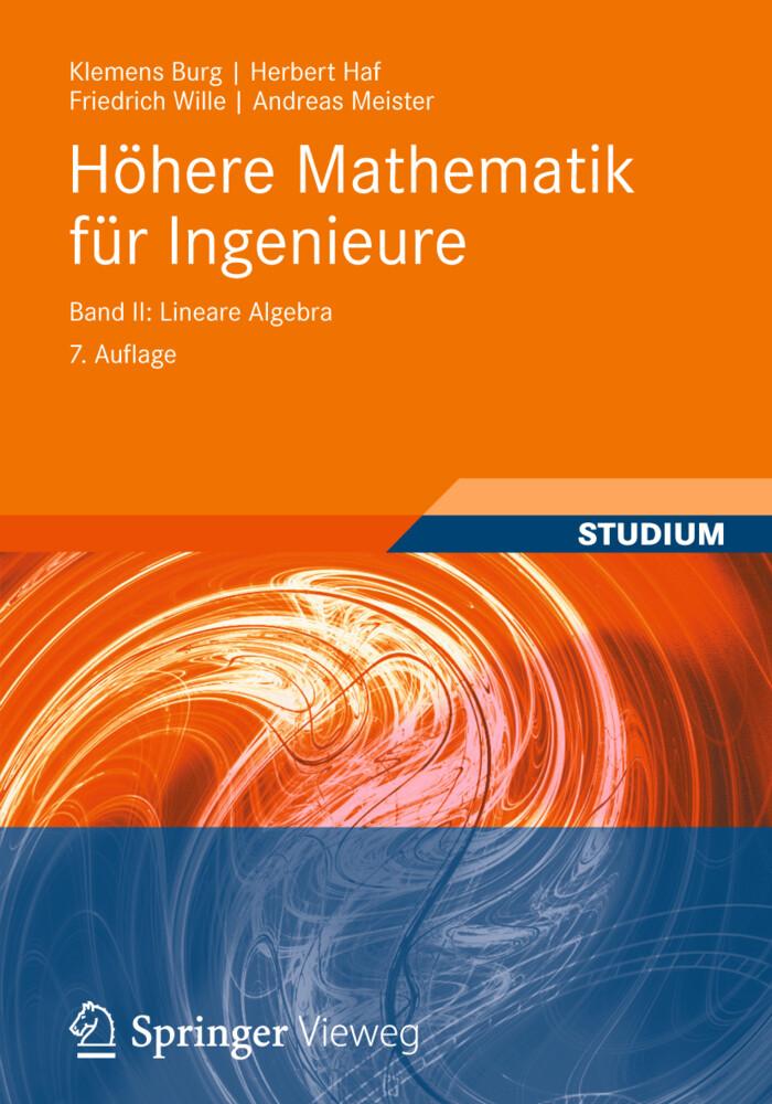 Höhere Mathematik für Ingenieure 2 als Buch von...