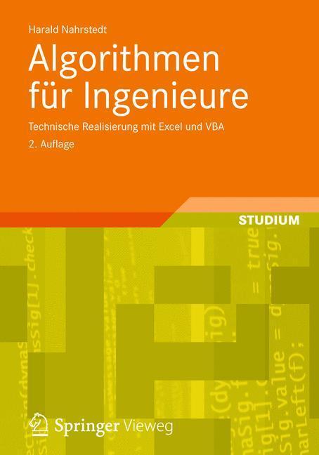 Nahrstedt, H: Algorithmen für Ingenieure als Bu...
