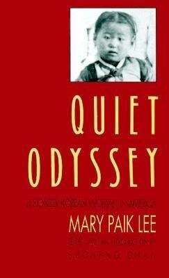 Quiet Odyssey als Taschenbuch