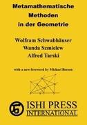 Metamathematische Methoden in Der Geometrie