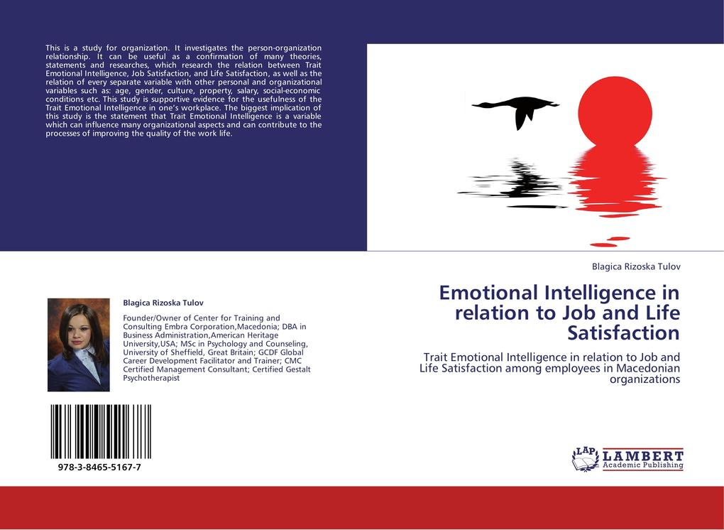 Emotional Intelligence in relation to Job and L...