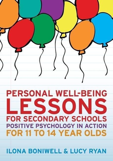 Personal Well-Being Lessons for Secondary Schoo...