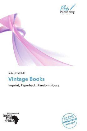 Vintage Books als Taschenbuch von