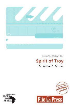 Spirit of Troy als Buch von