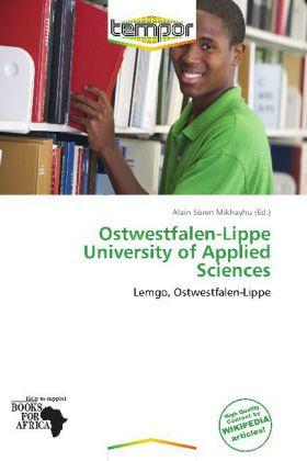 Ostwestfalen-Lippe University of Applied Scienc...