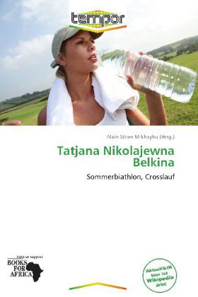 Tatjana Nikolajewna Belkina als Buch von
