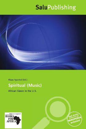Spiritual (Music) als Taschenbuch von