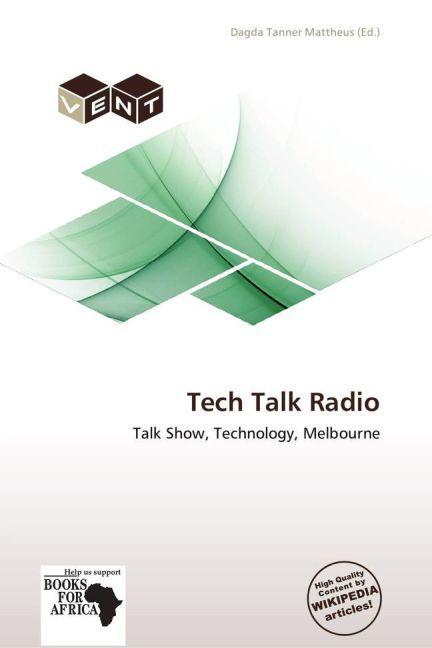 Tech Talk Radio als Taschenbuch von