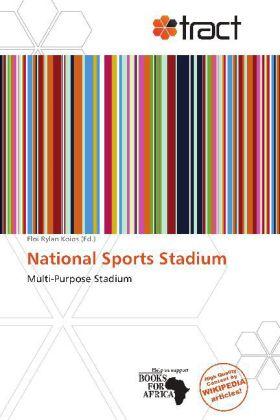 National Sports Stadium als Taschenbuch von