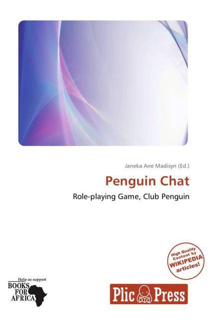 Penguin Chat als Buch von