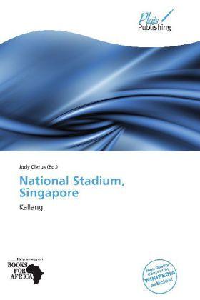 National Stadium, Singapore als Buch von