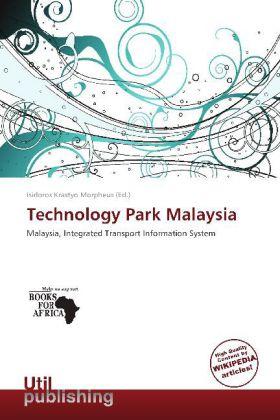Technology Park Malaysia als Buch von
