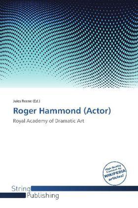 Roger Hammond (Actor) als Taschenbuch von