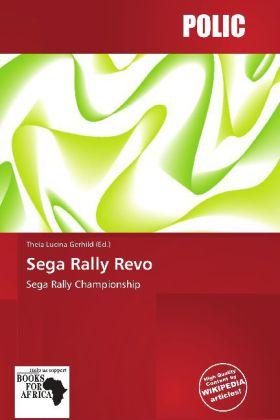 Sega Rally Revo als Taschenbuch von