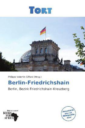 Berlin-Friedrichshain als Taschenbuch von