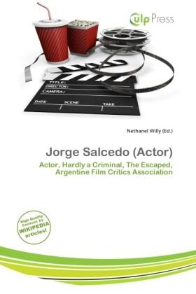 Jorge Salcedo (Actor) als Taschenbuch von