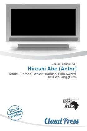 Hiroshi Abe (Actor) als Taschenbuch von