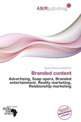 Branded Content als Taschenbuch von