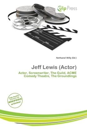 Jeff Lewis (Actor) als Taschenbuch von