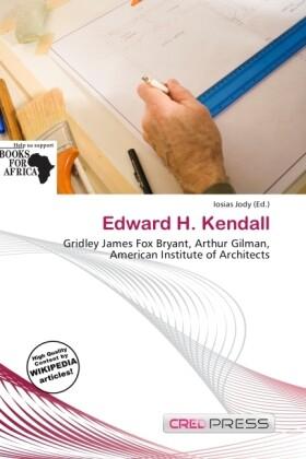 Edward H. Kendall als Taschenbuch von