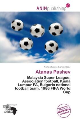 Atanas Pashev als Taschenbuch von