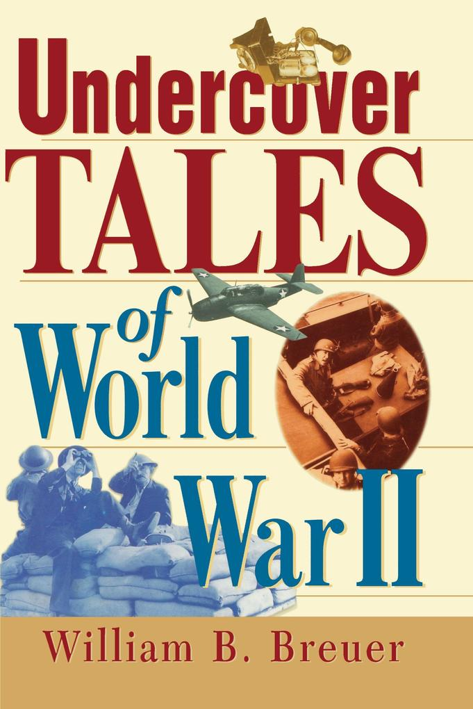 Undercover Tales of World War II als Taschenbuch