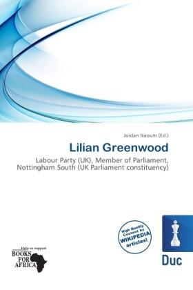 Lilian Greenwood als Taschenbuch von