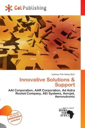 Innovative Solutions & Support als Taschenbuch von