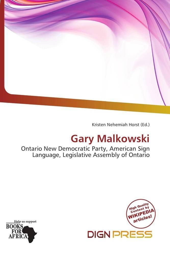 Gary Malkowski als Taschenbuch von
