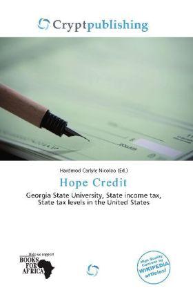 Hope Credit als Taschenbuch von